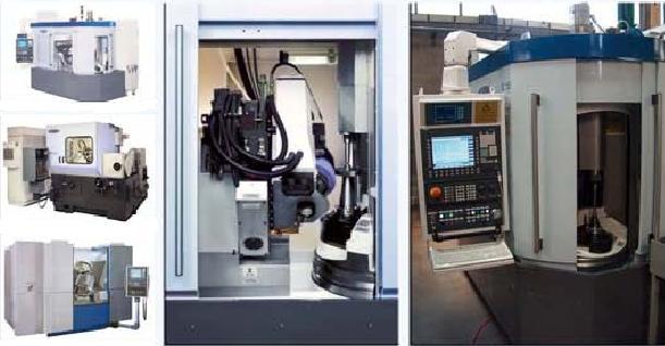 Итальянские червячные редукторы производятся на новых, современных станках с ЧПУ